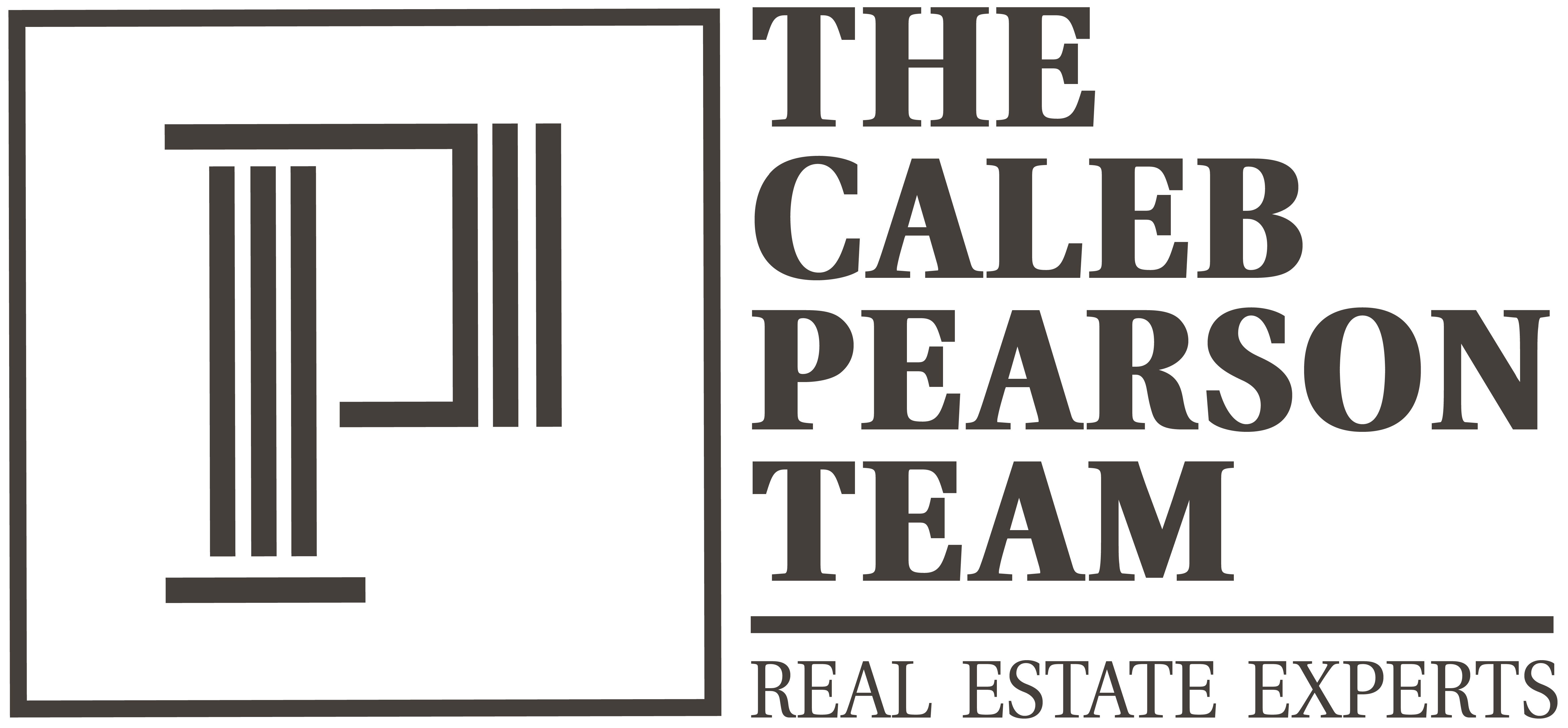 The Caleb Pearson Team, Real Estate Experts Logo