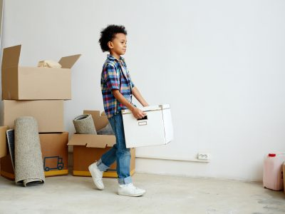 5 Tips to Make Moving With Kids Easier