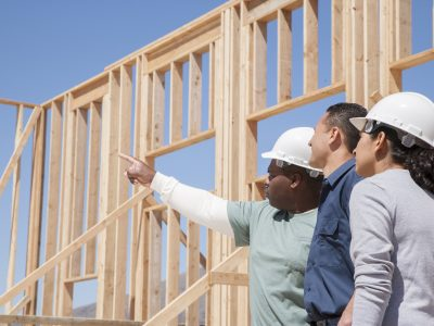 Home Builder Confidence Grows After Lowest Level in 3 Years